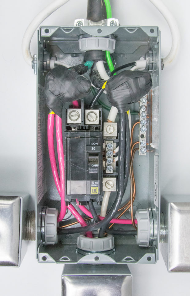 Build a 240V Power Adapter for Your MIG Welder | Make: on nema l14 30 wiring diagram, nema l21 30 wiring diagram, nema l5 30 wiring diagram, nema l6 30 wiring diagram,