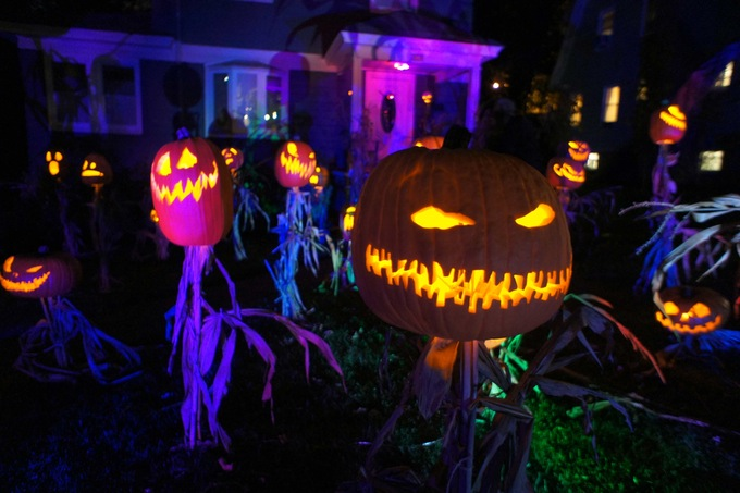Halloween Contest! Show Us Your Haunted House and Costume Tutorials