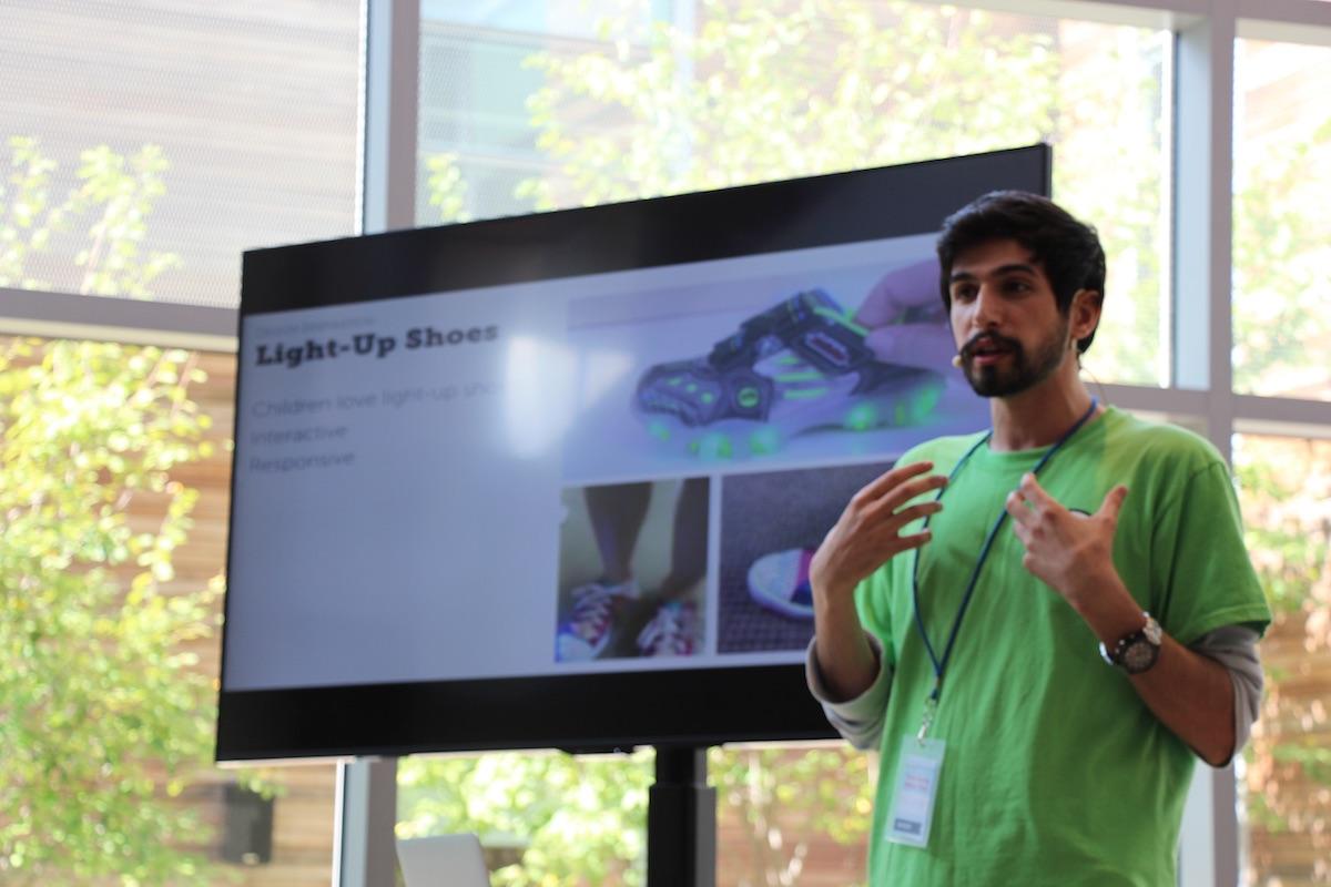 Maker Spotlight: Majeed Kazemitabaar