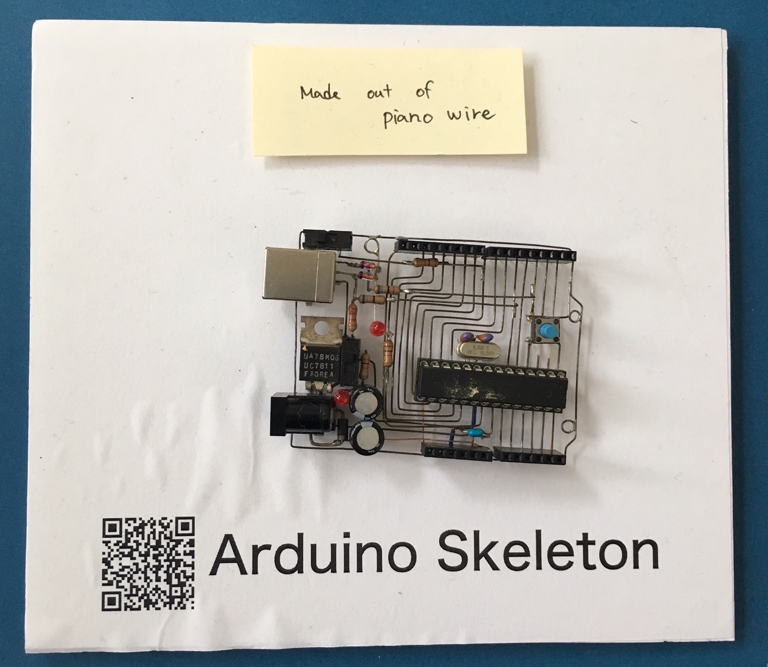 skeletonduino