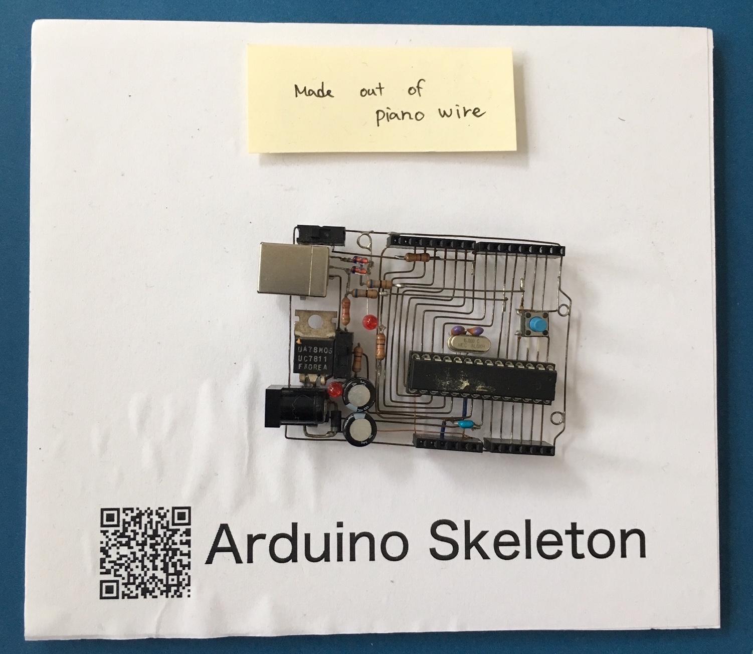 skeletonduino