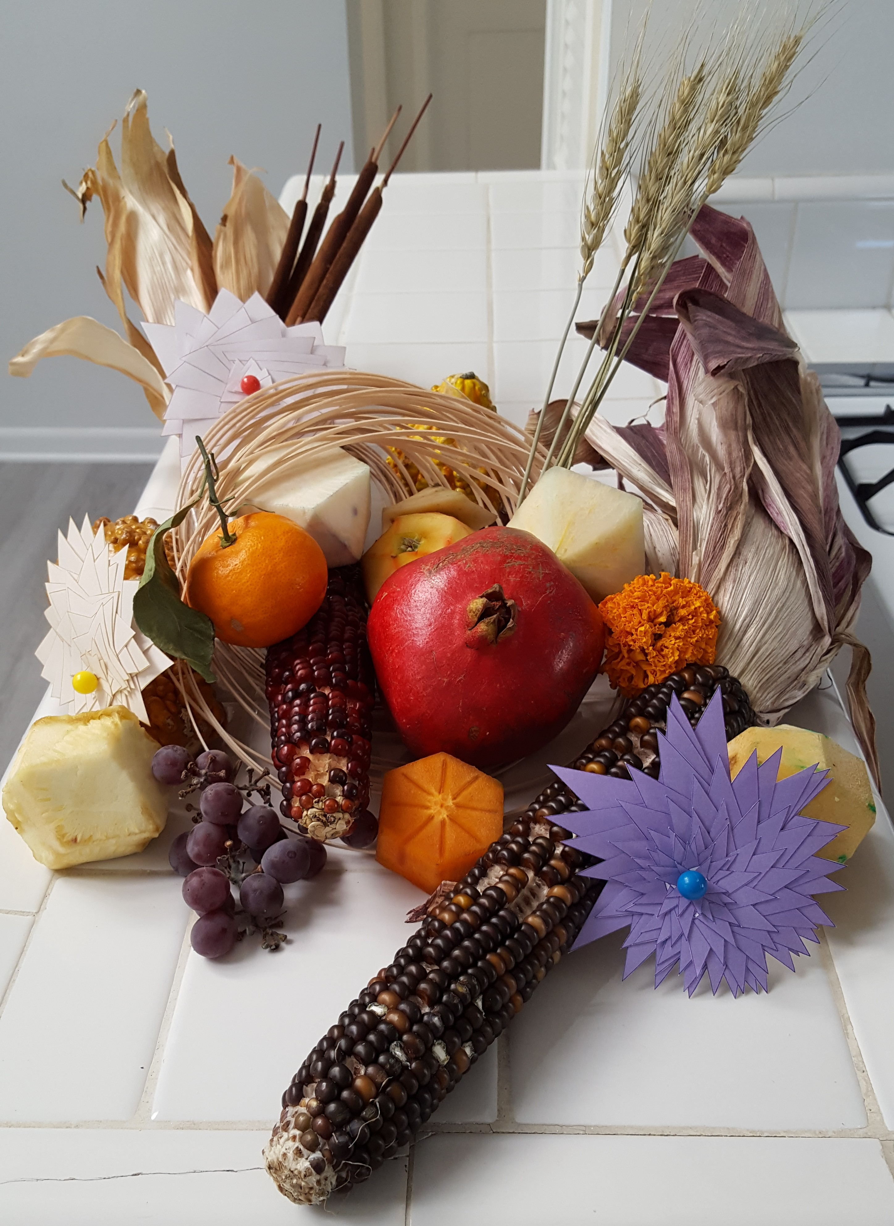 Happy Mathematical Thanksgiving from The National Museum of Mathematics