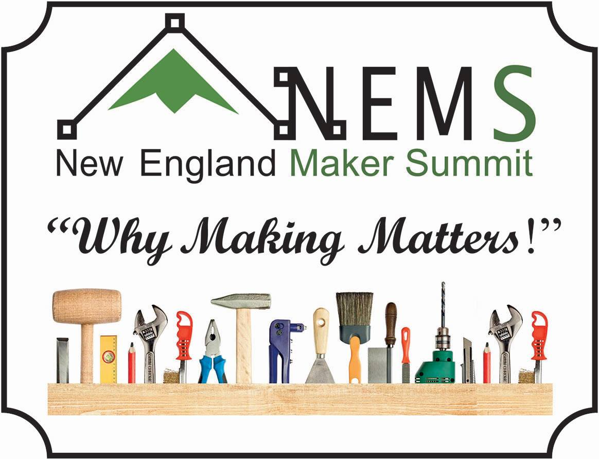 Attend the New England Maker Summit with Dale Dougherty, Mark Hatch, and More
