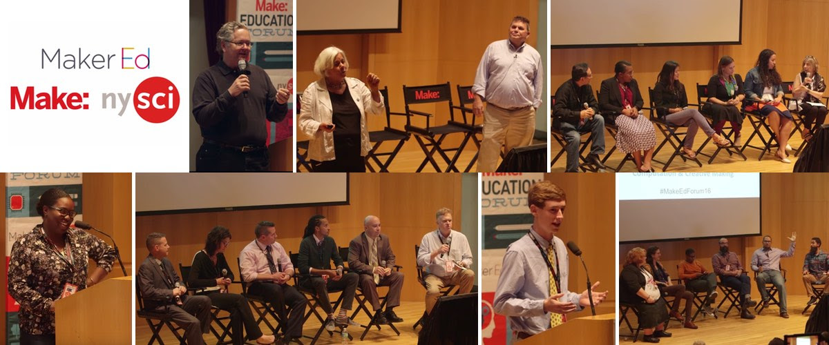 Make: Education Forum Highlights Hands-On Learning and Community Among Educators