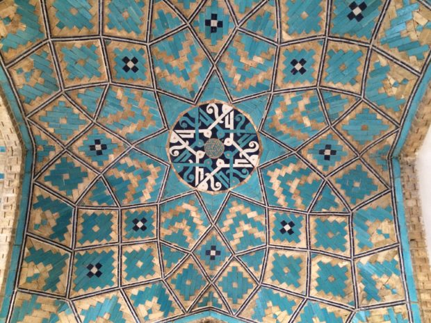 jameh-mosque-yazd-bannai-ceiling2-gmohammadi