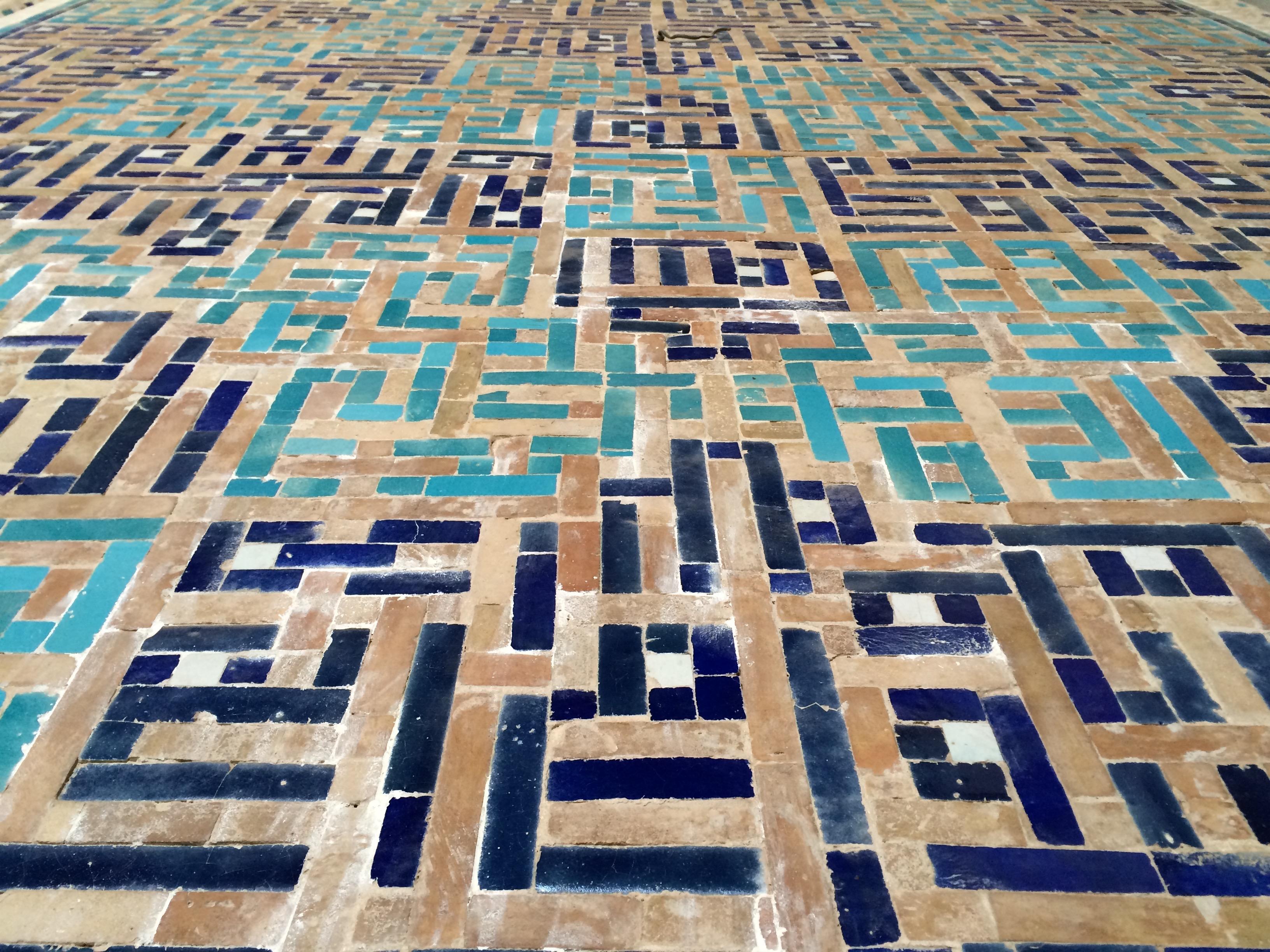 Heirloom Tech: The Ancient Pixels of Banna'i Brickwork
