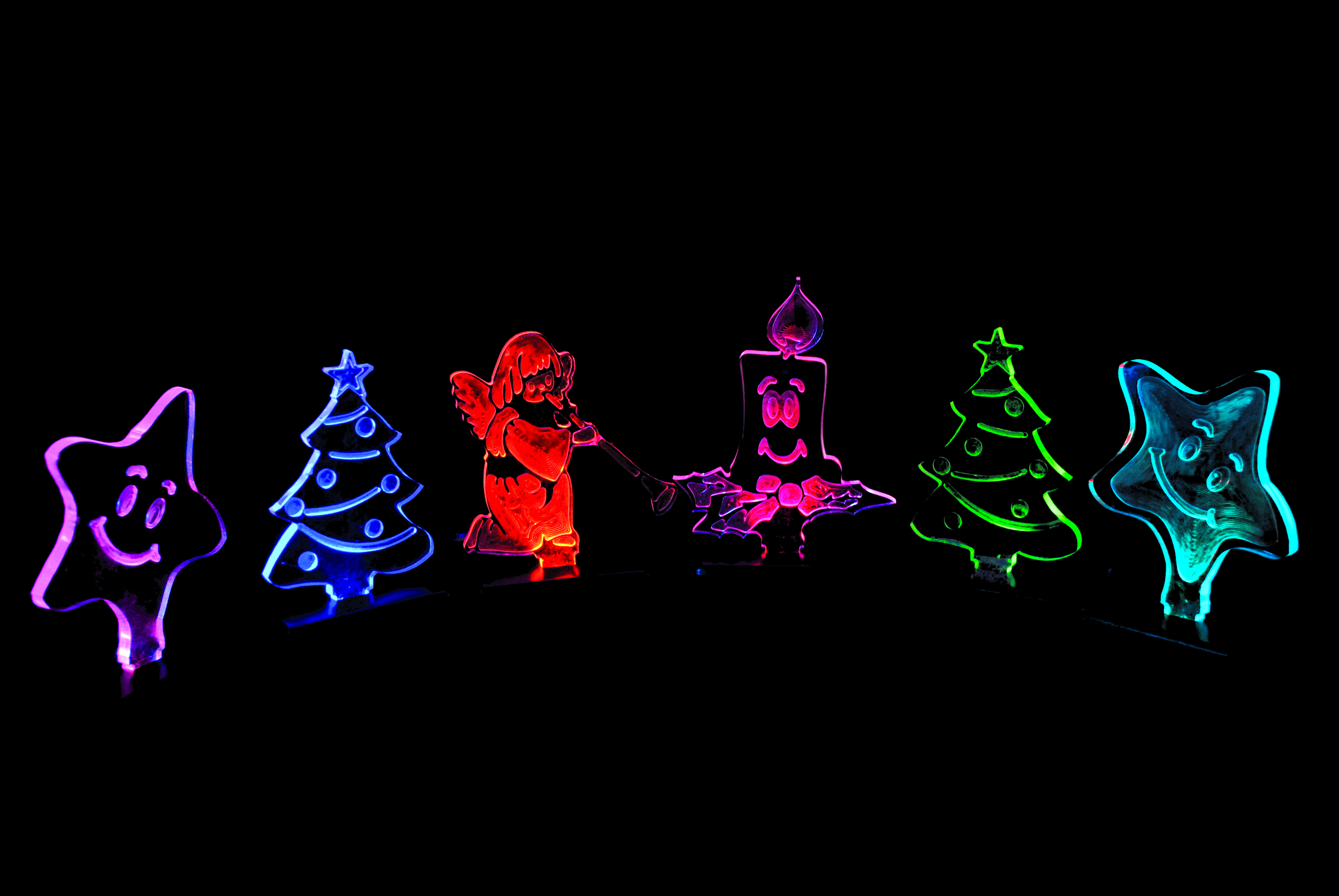 10 Merry Circuits To Illuminate Your Holiday Make Mini Christmas Light Wiring Diagram
