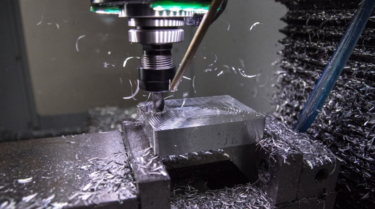 Learn The Lingo Machining Metal Make