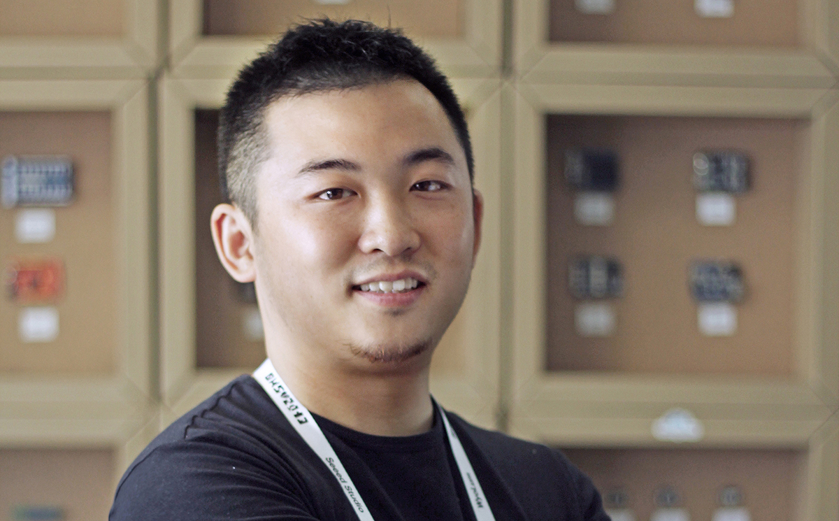 Eric Pan of Seeed Studios Discusses the Future of Factories