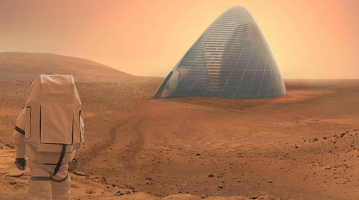 Design a Mars Habitat for a Chance at a $1.1 Million Prize from NASA