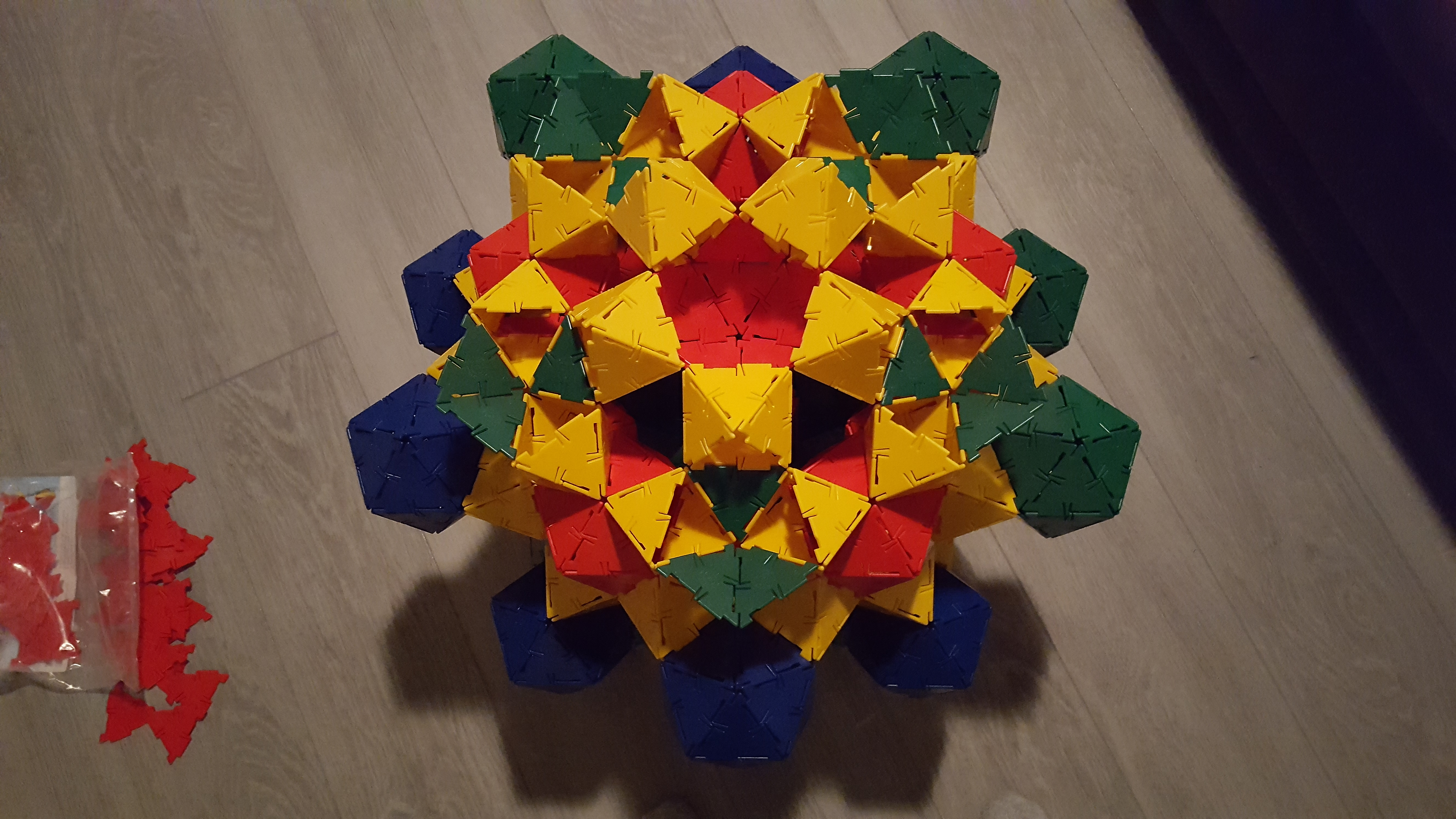 Math Monday: Triangular Trial Run