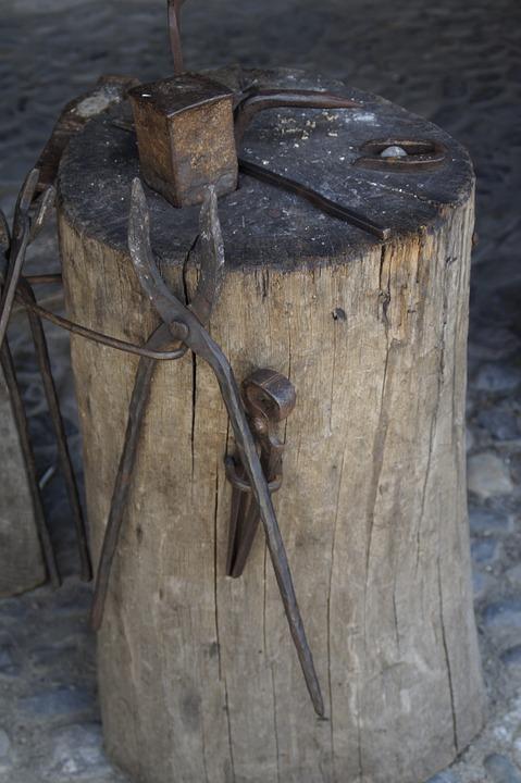Bach Ritterburg Tool Pliers Blacksmith