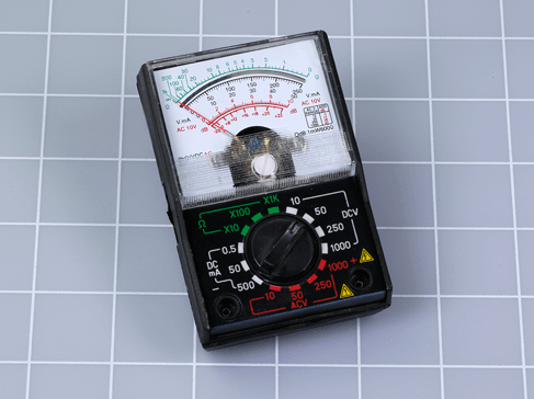 Figure A multimeter