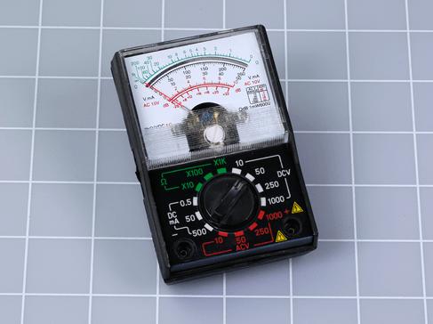Figure A multimeter