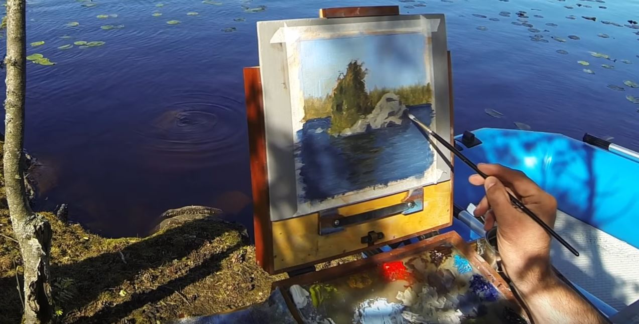 Weekend Watch: Real-Time Painting with Nagualero