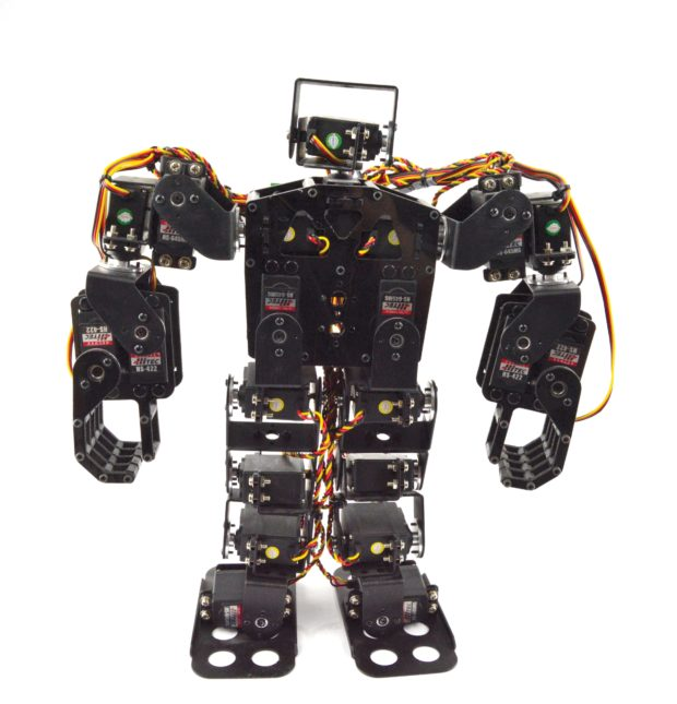 Lynxmotion — Biped Pete