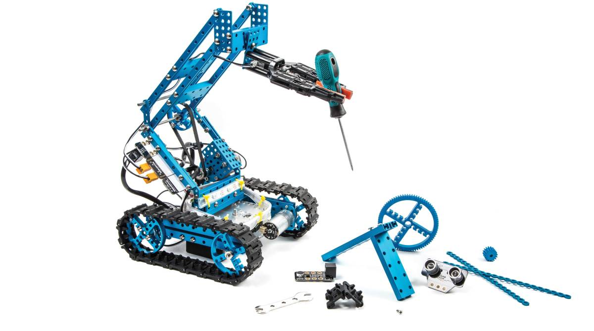 Which Robotics Kit Is Right For You Make