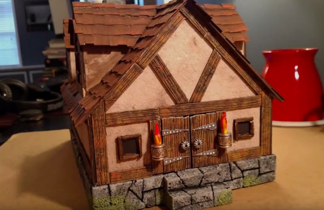 The Make: Guide to Dungeon Master Crafting