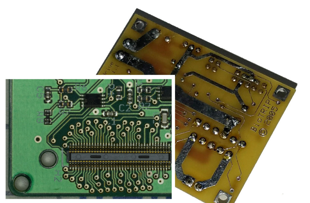 Solder mask allows for much higher quality solder joints.