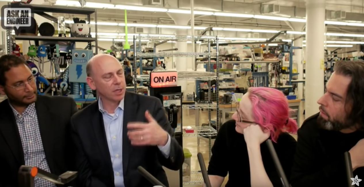 "Watch as ""Ask a Lawyer"" Tackles Legality in the Maker World"