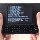 This Pi-Powered Linux Terminal Is the Size of an iPhone