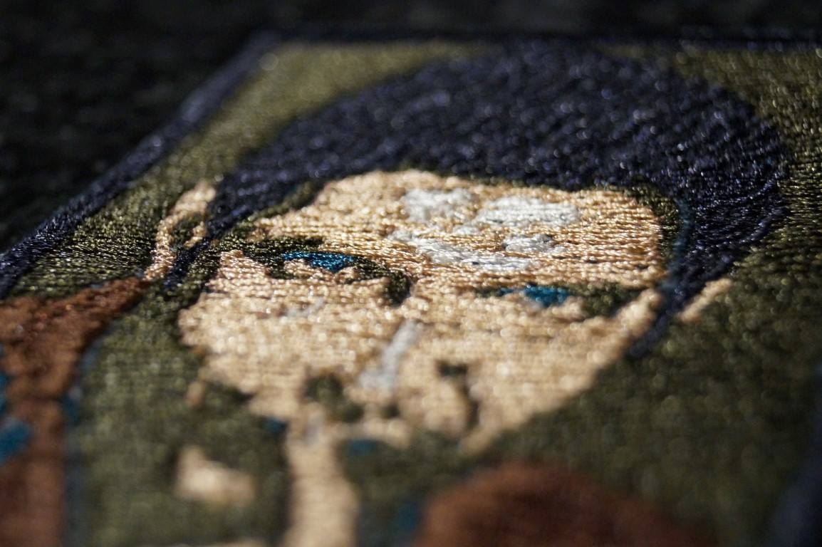 Weekend Watch: The Mesmerizing Timelapse of Machine Embroidery
