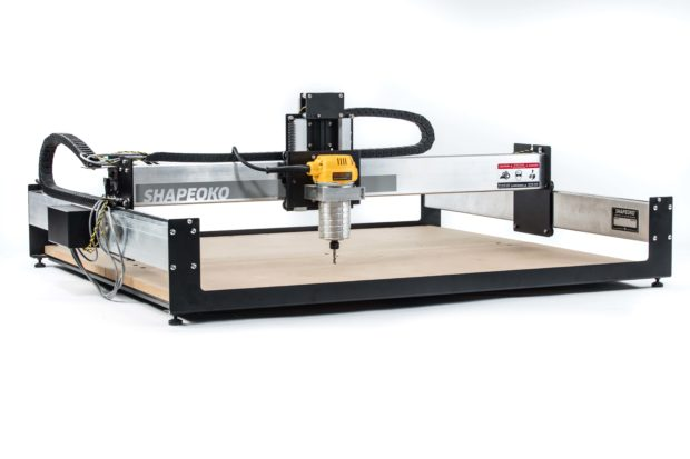 Review: Shapeoko XXL Is a Super-Sized Kit for Desktop CNC ...