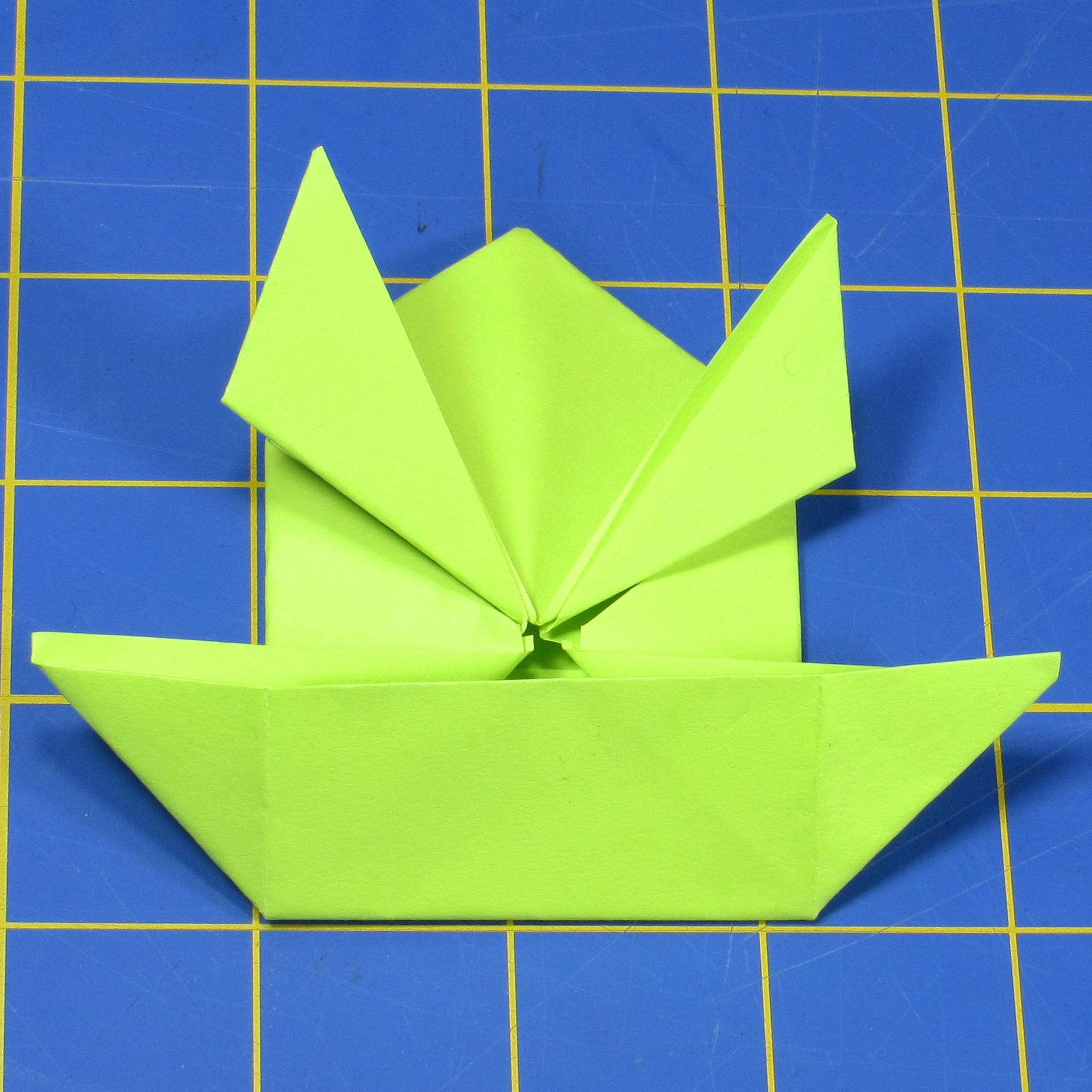 Make The Springy Fold