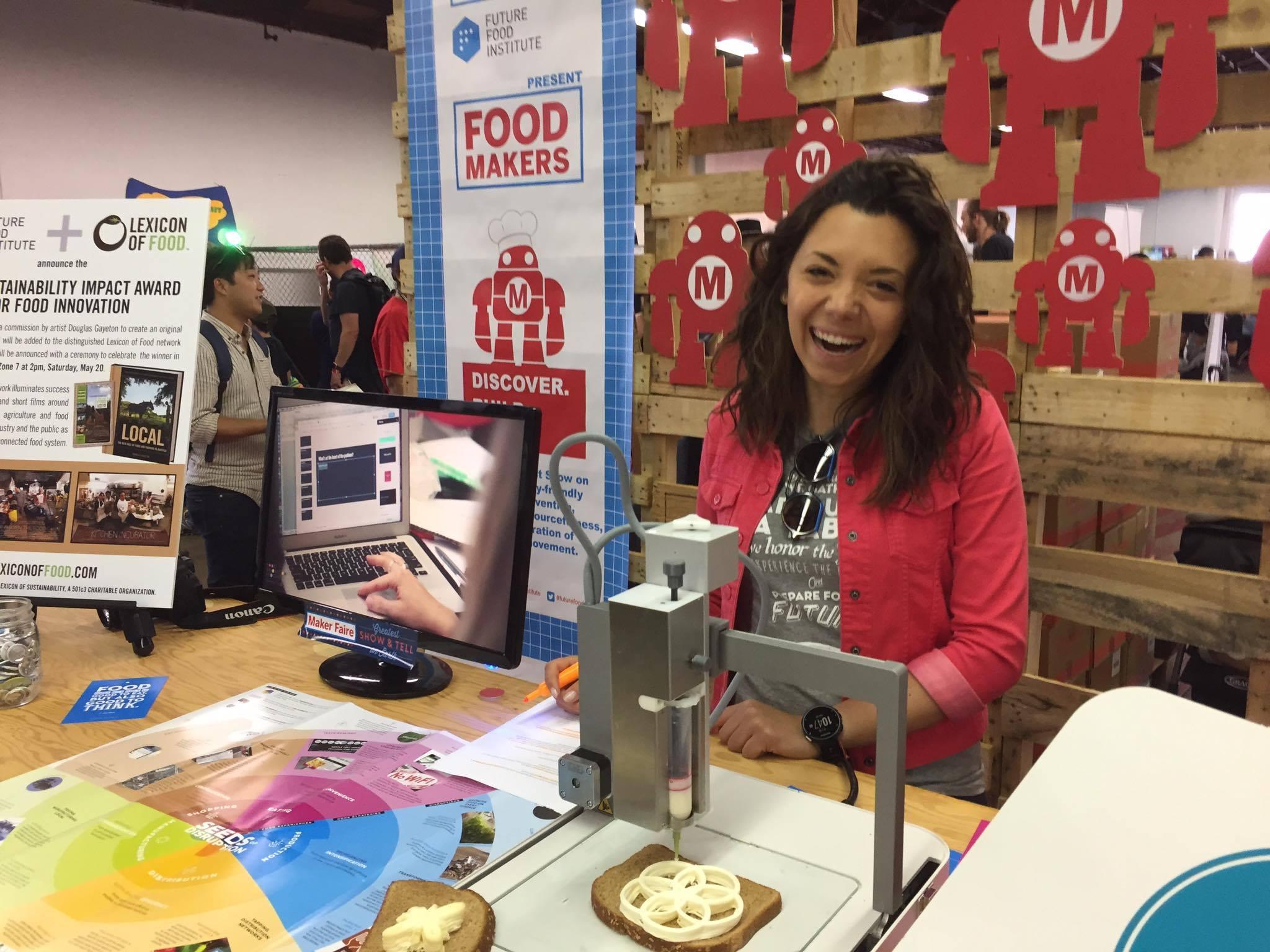 Maker Faire Bay Area 2017: The Future of the Food Maker Movement