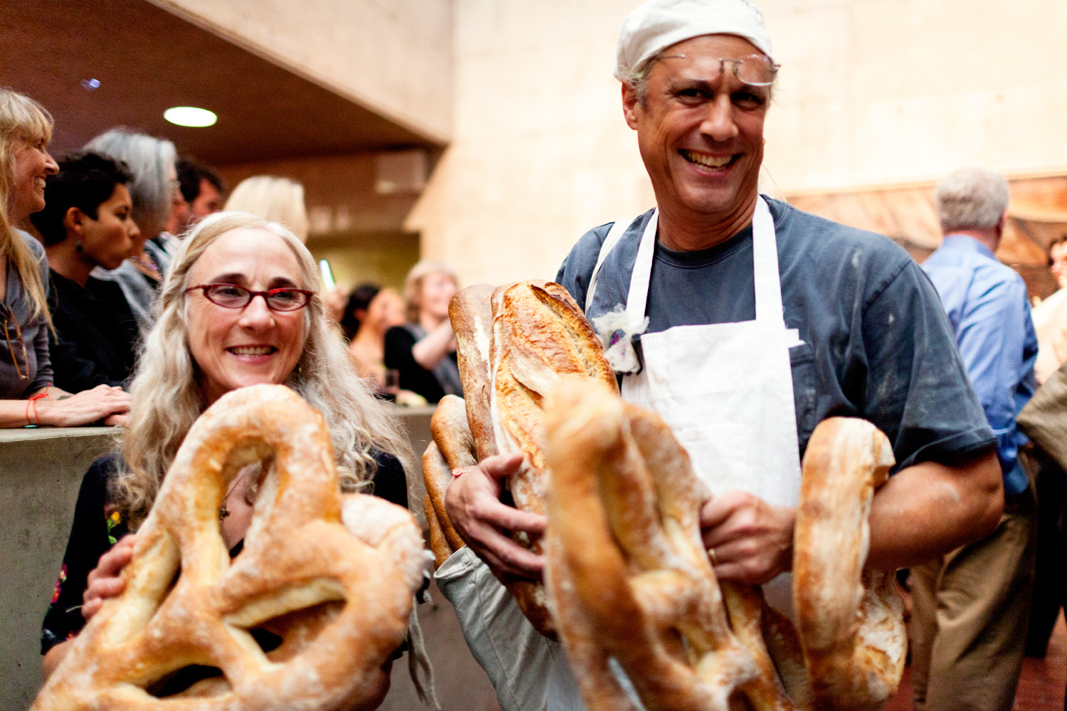 Edible Innovations: Steven and the Californian Baking Movement