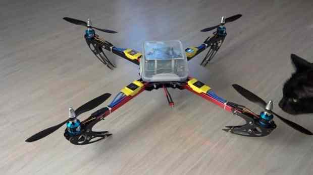 Top 5 affordable quadcopter kits for newbies make hobbypower x525 quadcopter glass friber folding kit solutioingenieria Image collections