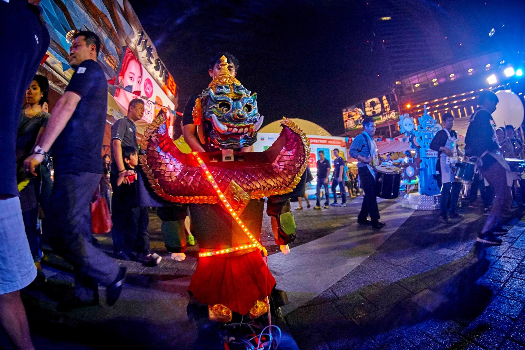 Meet Bangkok's Growing Maker Movement