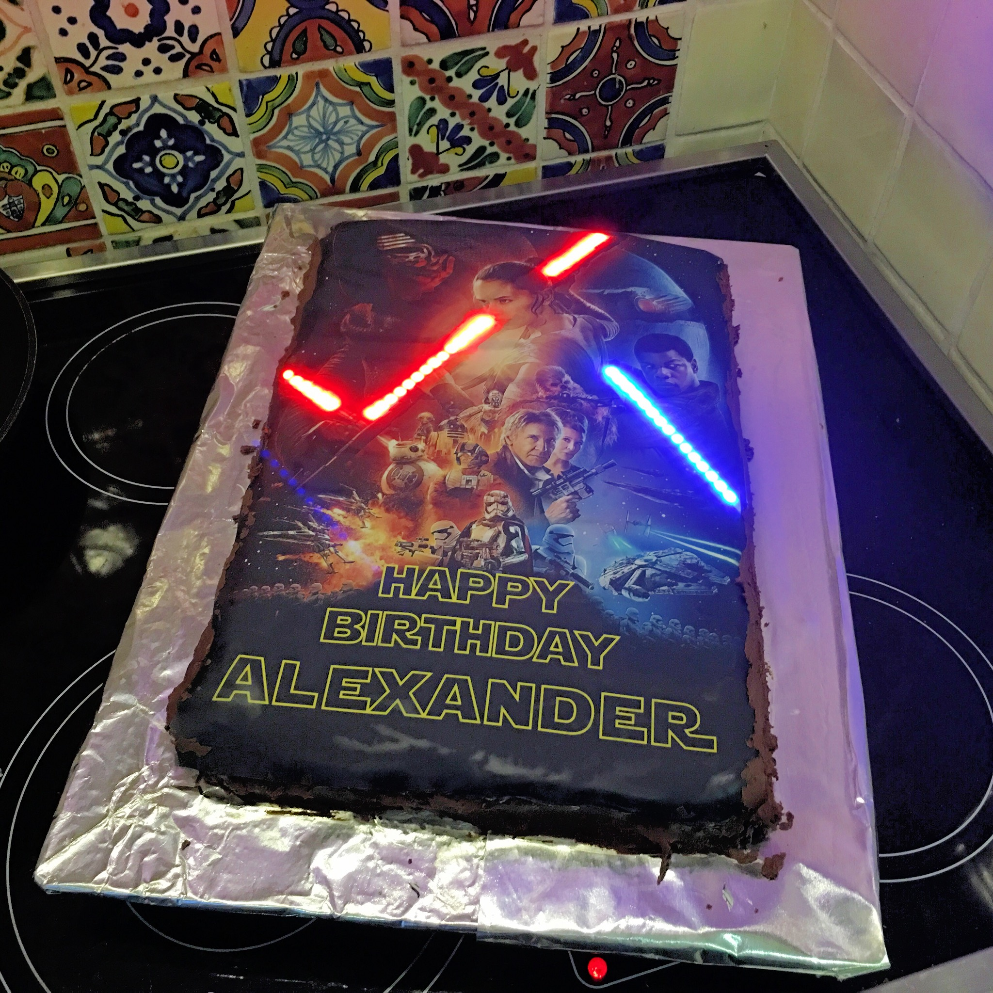 This Week in Making: Star Wars Cake, Project Crates for Kids, E3 Countdown, and More