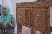 hand carved beautiful wood working