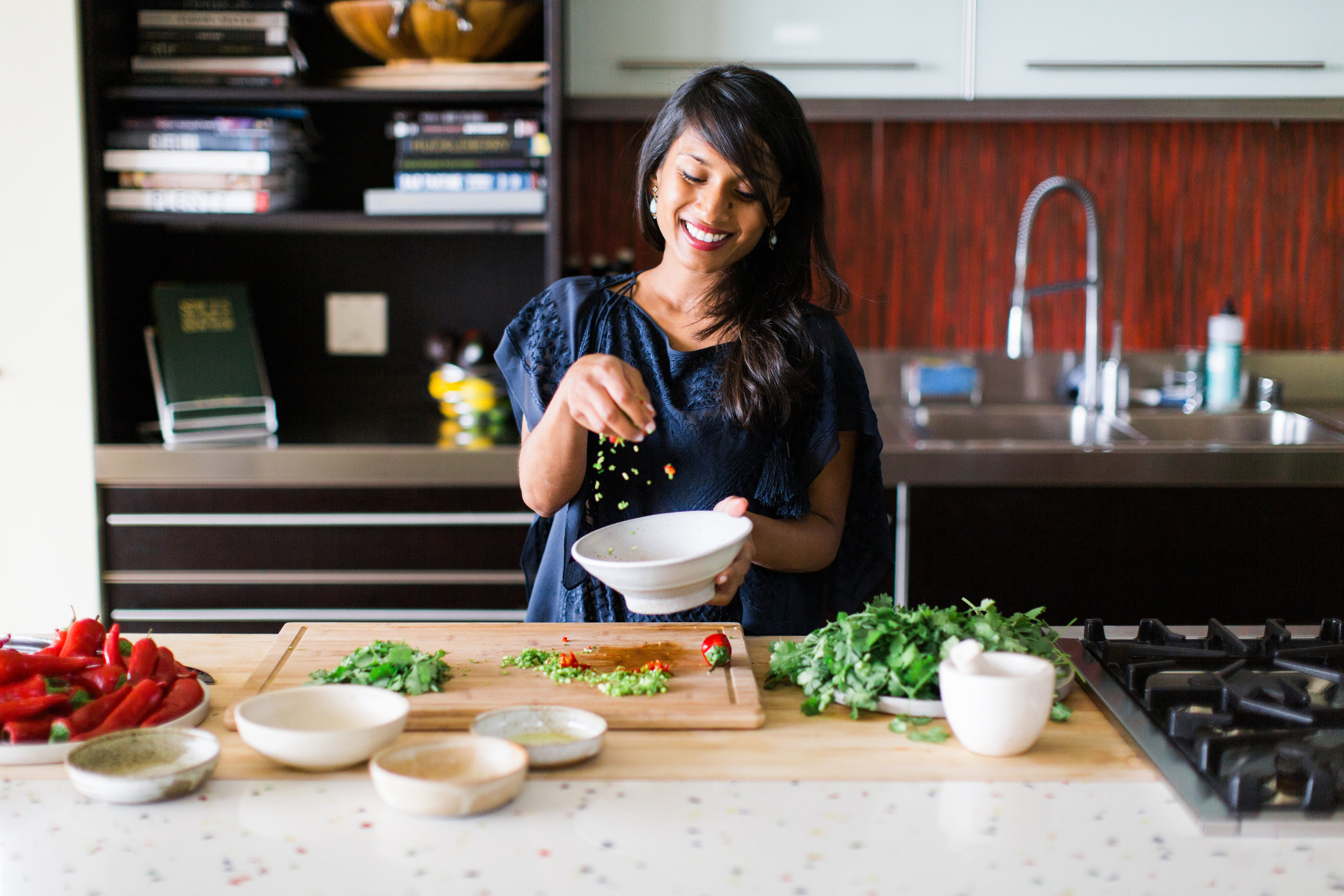 Edible Innovations: Spice Mama Offers Healthy Traditional Indian Flavors