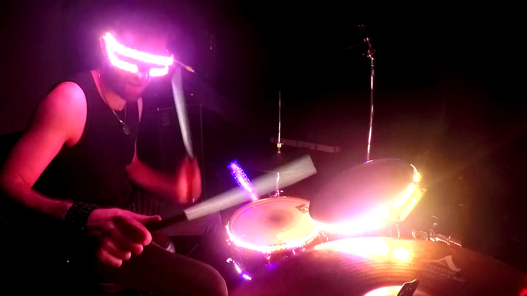 This Band Goes Multi-Sensory with Interactive Lights and Beer