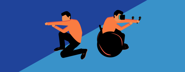Making VR Accessible for People with Physical Disabilities