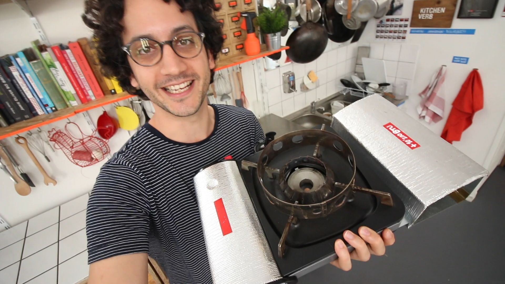 Upgrade a Simple Gas Stove Into a Powerful Wok Range