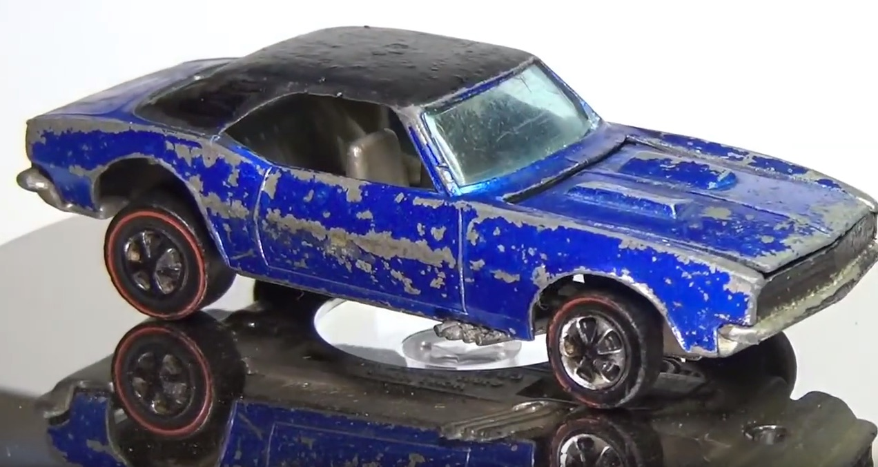Refurbishing Old Hot Wheels Toy Cars Make