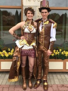 2017 Couples Finalist: Rozlin and Conner