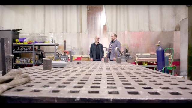 This Week in Making: Adam Savage's Makerspace Tour, Duct Tape Prom Dresses, and More