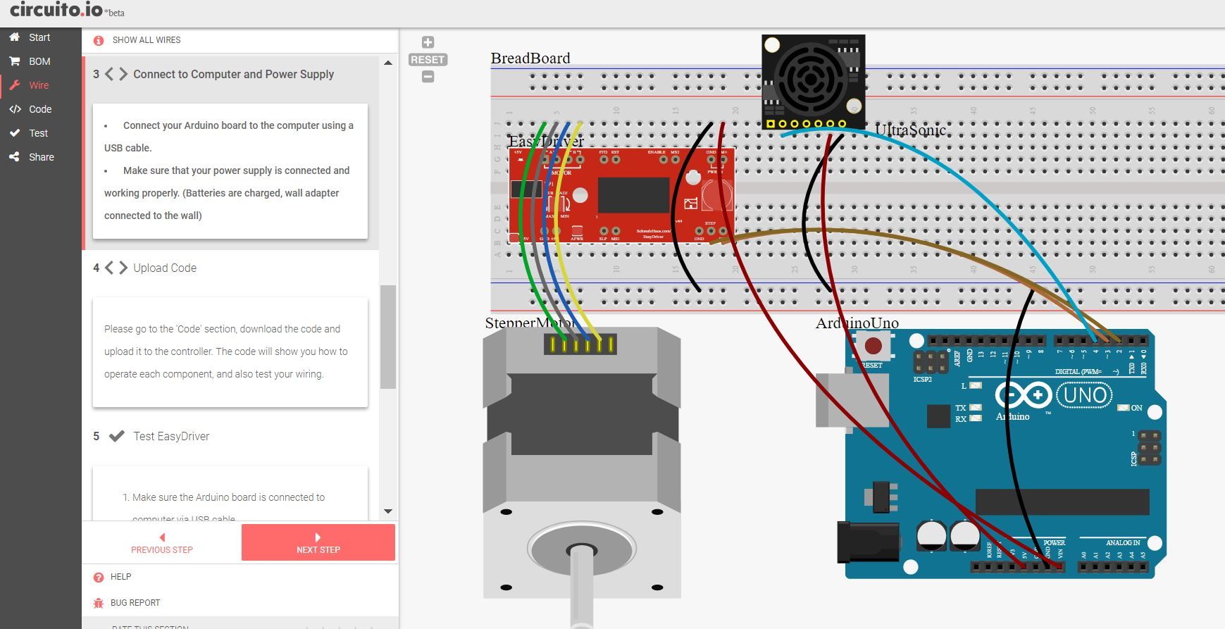 Circuito.io Helps Beginners Assemble Electronic Projects