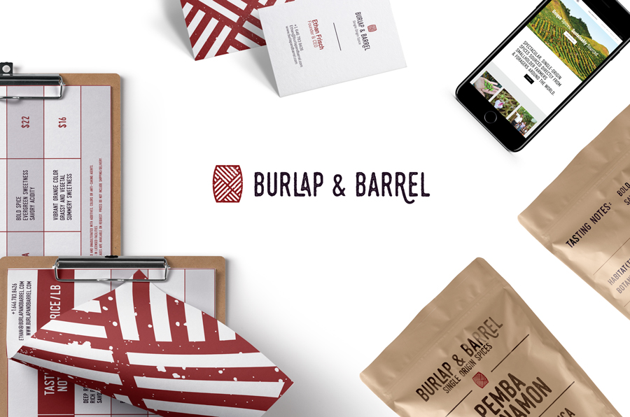 Edible Innovations: Burlap & Barrel Builds International Spice Supply Chain Networks