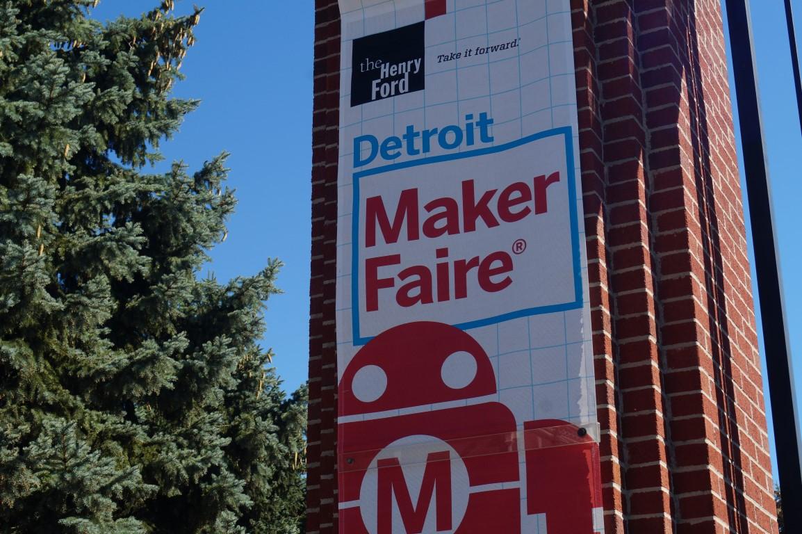 Live Updates: Maker Faire Detroit 2017
