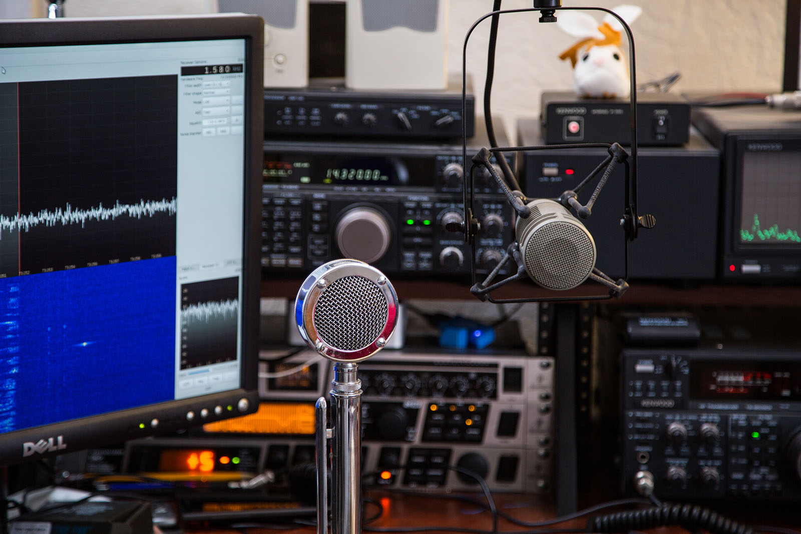 Connect with the Global Community of Amateur Radio