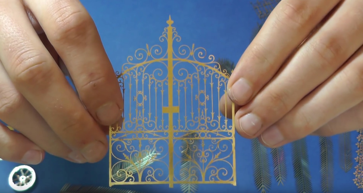 Photo-Etching and Soldering Your Own Brass Model Parts