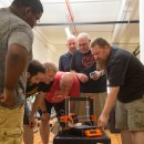 Josef Prusa Announces New Prusa i3 MK3 at Maker Faire New York