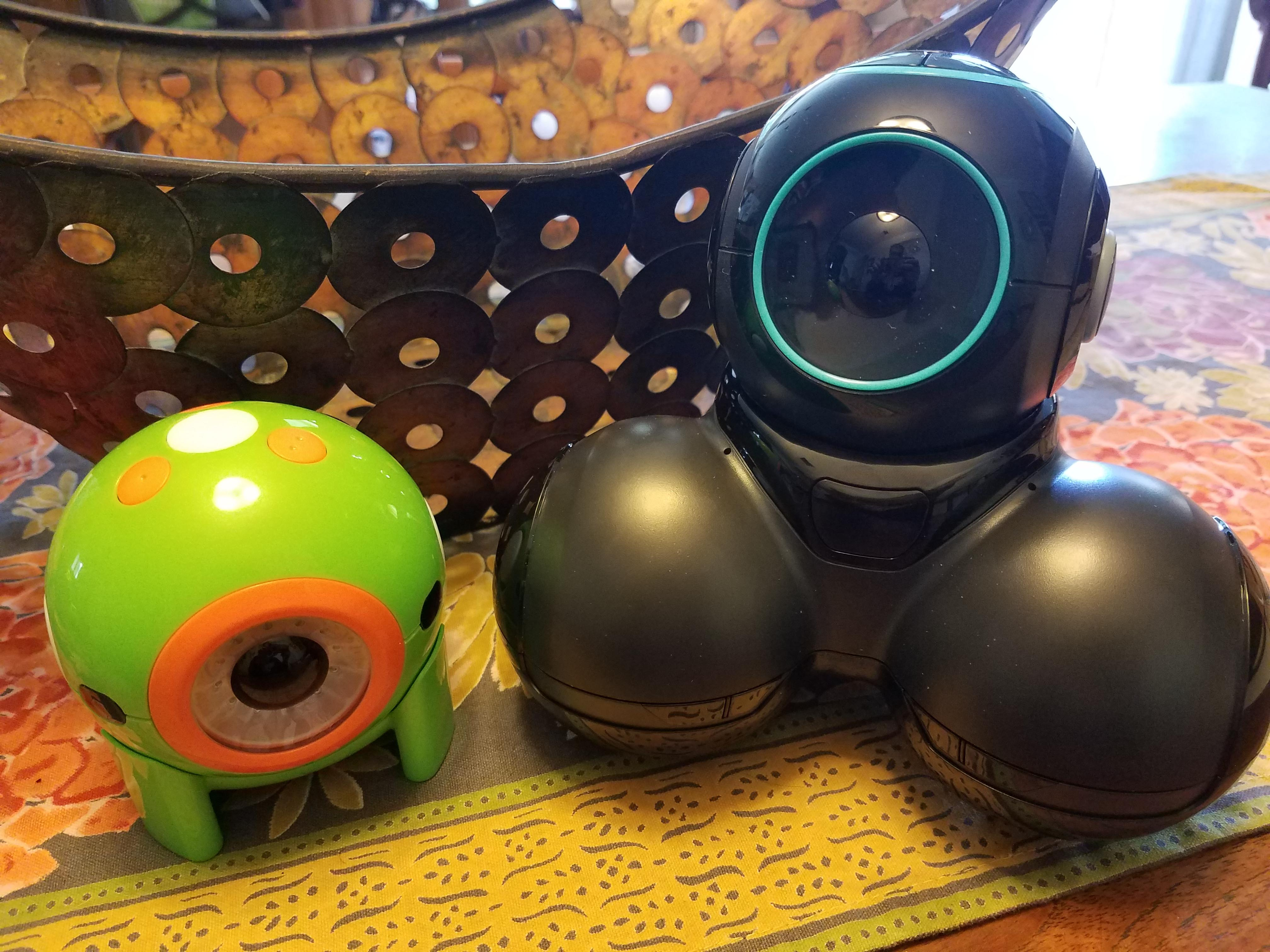 These Robotic Friends Teach Kids How to Code