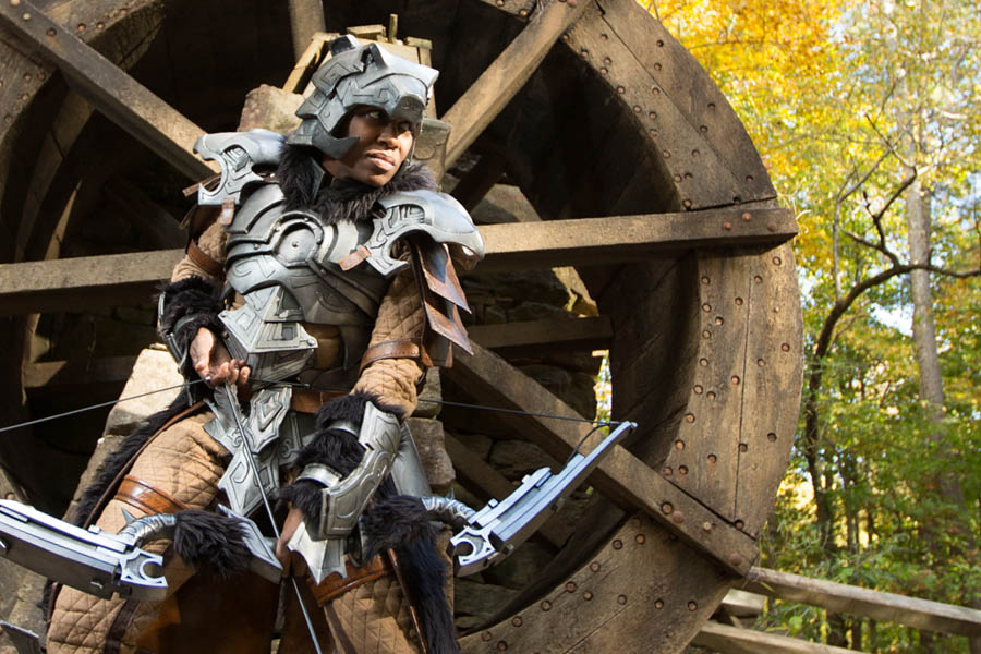 8 Cosplayers Share Their Tips, Tools, and Ingenuity   Make: