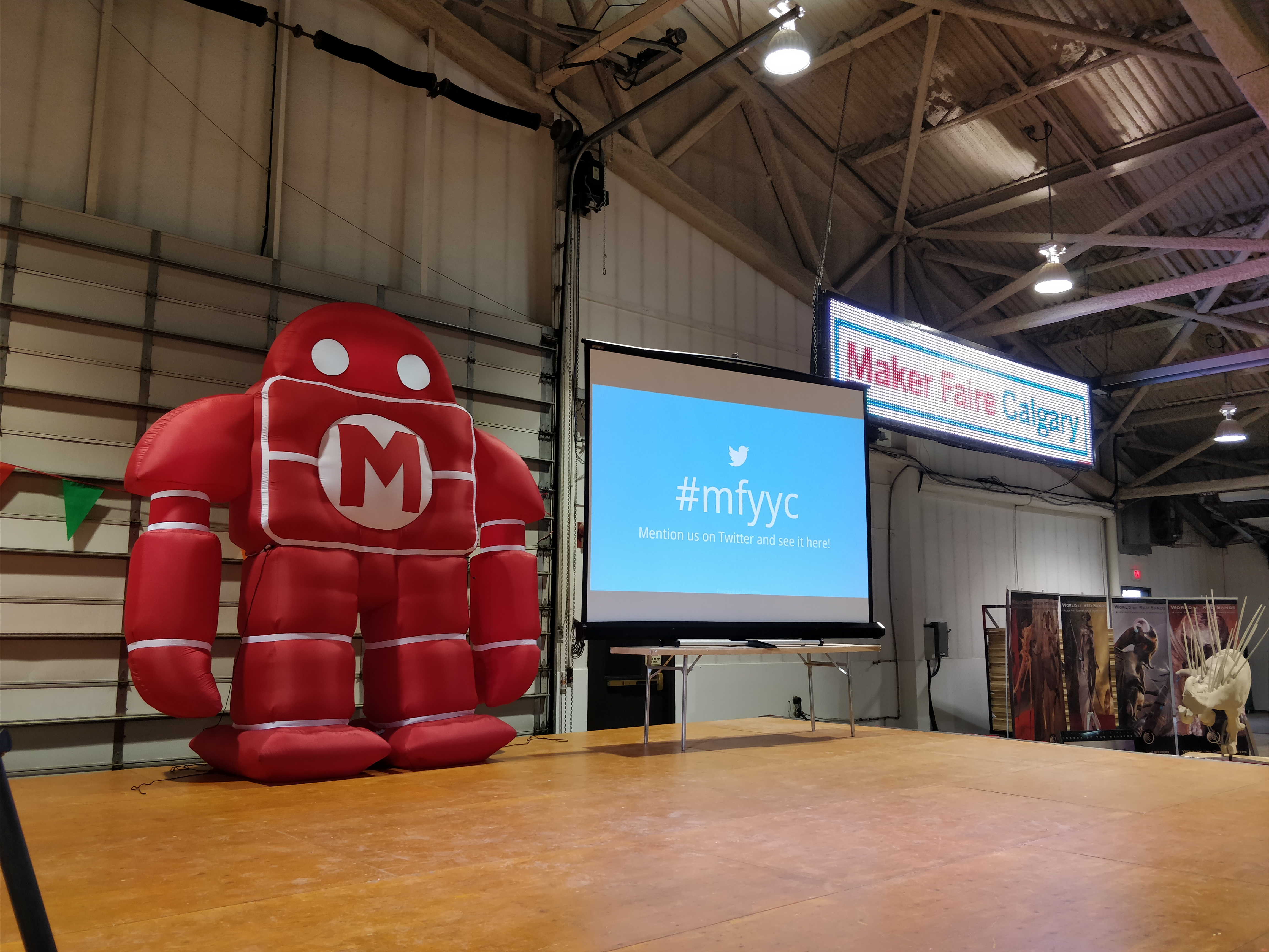 Live Updates From Maker Faire Calgary